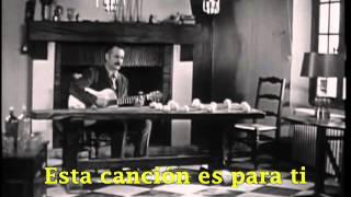 Georges Brassens - Chanson Pour l