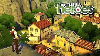 Battlefield Heroes - PC Gameplay (Rising hub)