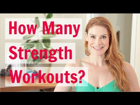 Just How Much Weight Training Do You Want