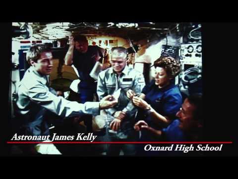 James Kelly Astronaut