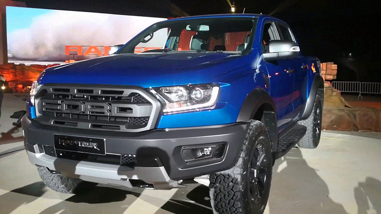 Ranger Raptor Launch - World Premiere Bangkok