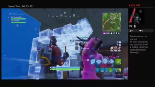Getting recked in fortnite cont
