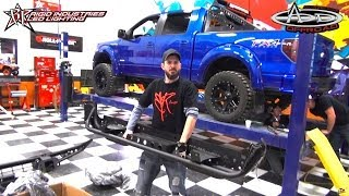 RC ADVENTURES - Make a Full Scale 4x4 Truck look like an RC - 2013 Ford F-150 2/4