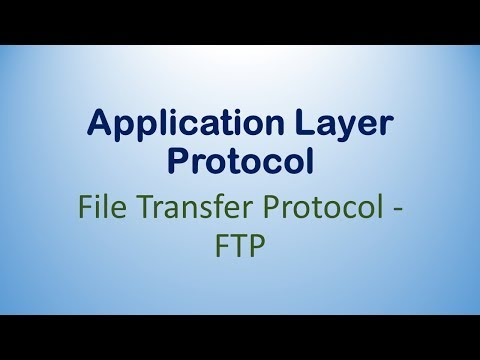 FTP Protocol