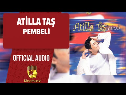 Atilla Taş - Pembeli - ( Official Audio )