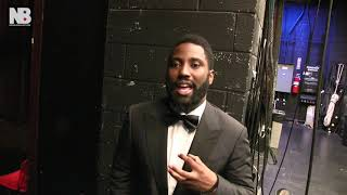 John David Washington Interview About Race Relations in America