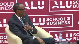 Lecture at the African Leadership University | Kigali, 7 July 2018
