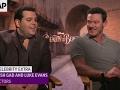 'Beauty' star Josh Gad would 'break the wrists' of spell-casters
