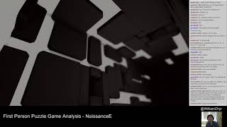 First Person Puzzle Game Study - NaissanceE