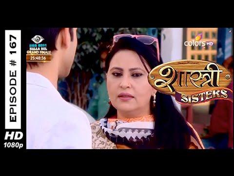 Shastri Sisters - शास्त्री सिस्टर्स - 30th January 2015 - Full Episode (HD)