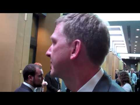 Guy Cecil - Interview With DSCC Executive Director At DNC 2012