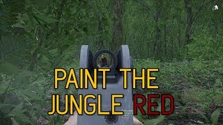 Paint the Jungle Red