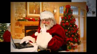 We Wish You A Merry Christmas Slideshow Of Santa Claus Pictures.
