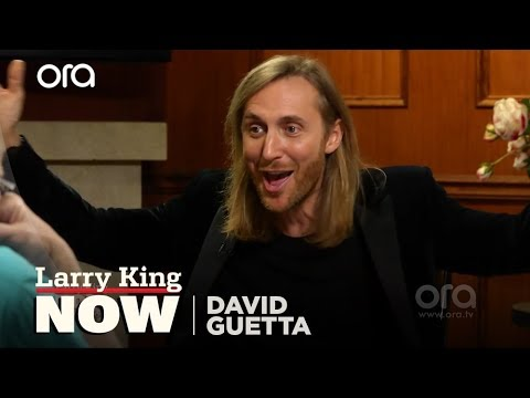 David Guetta On Tiesto, Martin Garrix Boat Crash | Larry King Now | Ora.TV