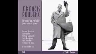 Deux inédits du Bestiaire & La Puce / Francis Poulenc
