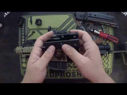 How To Install The Milsig Pmc Magwell Youtube