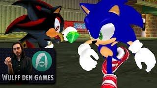Defending Sonic Adventure 2
