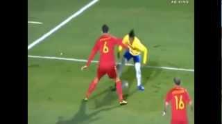 Финты Неймара (Neymar the best)