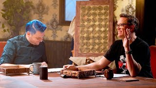 The Haunting of Benthem Manor with Matthew Lillard | Relics and Rarities | Episode 1