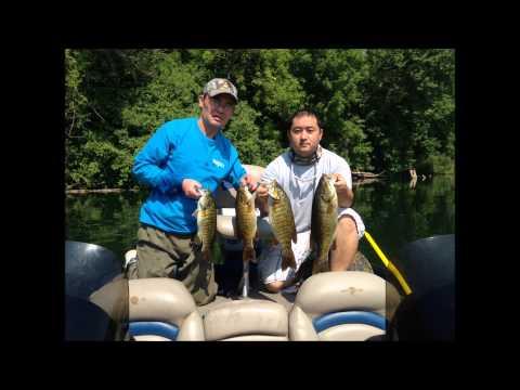 Willamette River Bass Fishing 2015