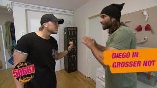 Köln 50667 - Diego in großer Not #1443 - RTL II