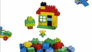Lego Duplo Building Set-71 Pieces (5506)