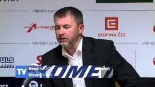 Trenéři po utkání HC Kometa Brno - HC Oceláři Třinec 3:2