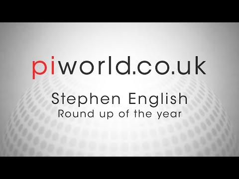 piworld 2020 round up interview: Stephen English
