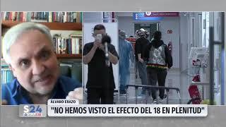 """Exministro de salud por aumento de casos: """"Todavía no hemos visto el efecto Fiestas Patrias"""""""