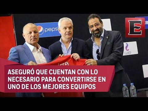 Presentan a Javier Aguirre como DT de la Selección de Egipto