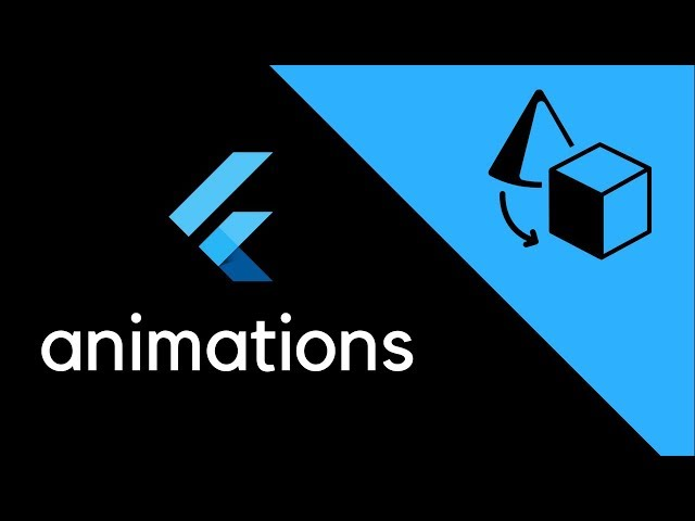 Flutter - Transforming animations