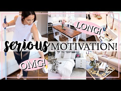 NEW! ULTIMATE CLEANING MOTIVATION! CLEAN WITH ME WEEKLY ROUTINE! | Alexandra Beuter