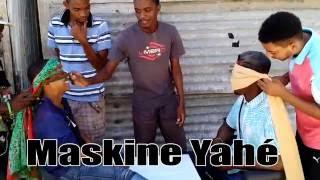 Ntsesso Nalada - Maskine Yahé