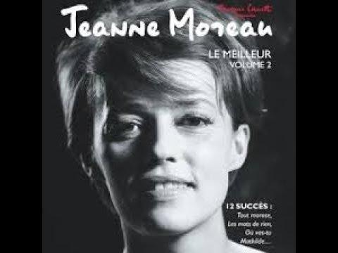 TOMBE DE JEANNE MOREAU.CIMETIERE MONTMARTRE PARIS.