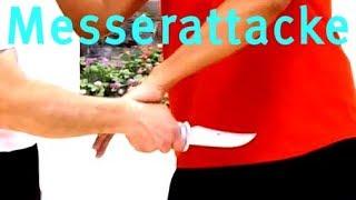 3 Denkfehler die Messerattacken noch gefährlicher machen - Selbstverteidigung gegen Messerangriff