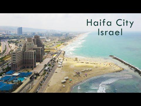 HAIFA Carmel BEACH, Israel