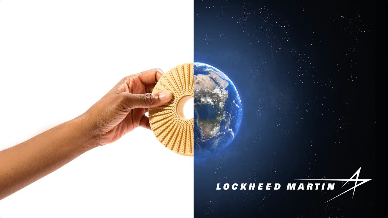 MakerBot for Professionals | Lockheed Martin