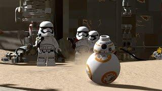 LEGO Star Wars : Le Réveil de la Force - Trailer d'annonce