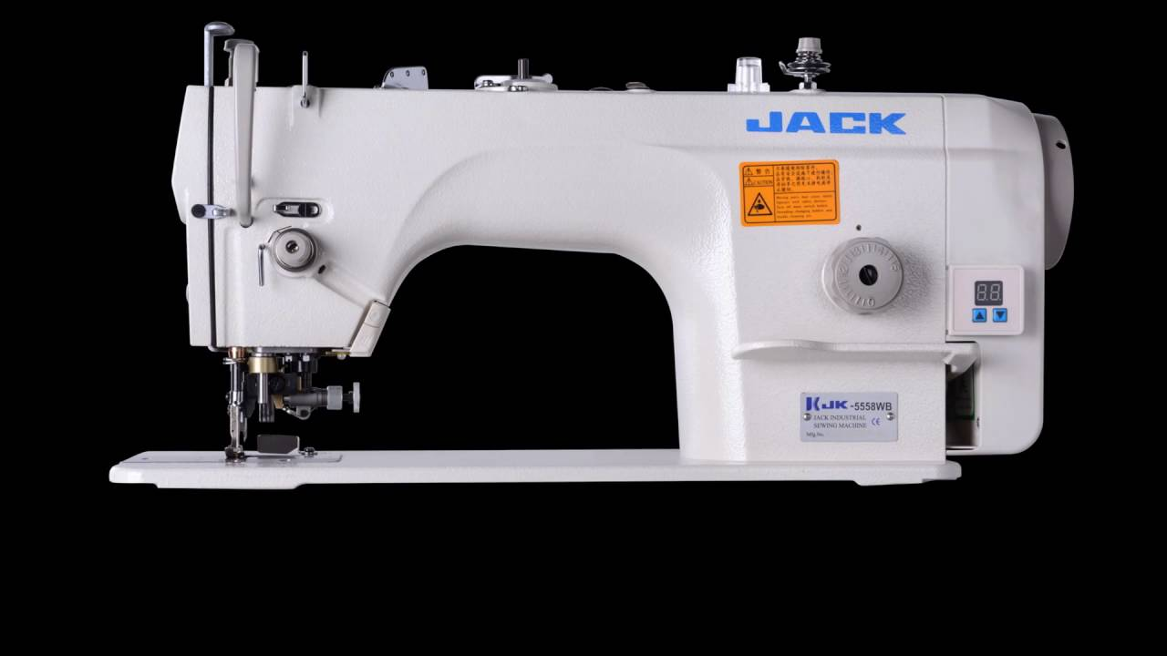 Jack JK-8569ZADI 2 Operations in One Machine - Coverstitch and .