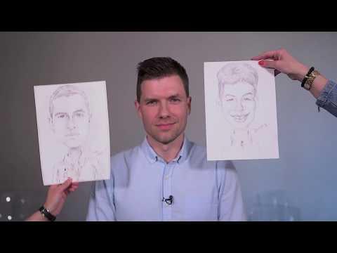 Latvian Talents EP 20 - Caricatures