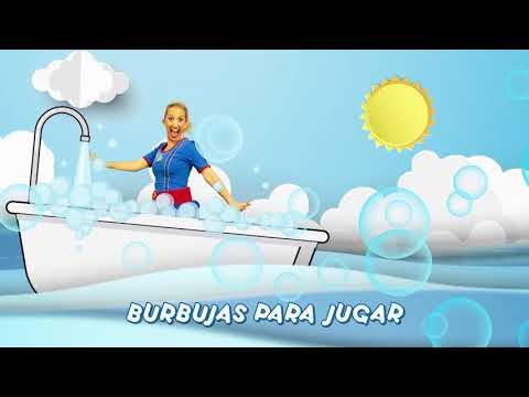 Solcito - Burbujas Para Jugar - CANCIÓN PARA BAÑARSE!!!