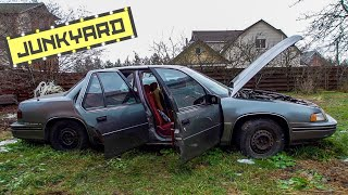 Достали редкий Chevrolet из...