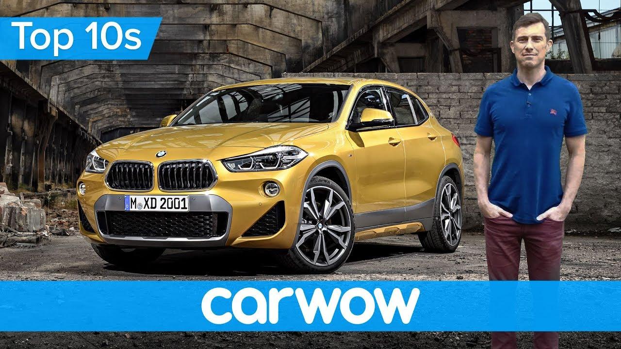 All New BMW X2 SUV 2018 a proper baby X6