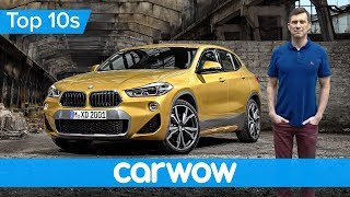 All-New BMW X2 SUV 2018 - a proper baby X6? | Top 10s