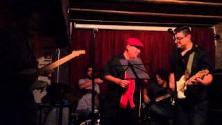T-Bone Walker - Alimony Blues (cover) Monday night Bluesjam en El Sótano