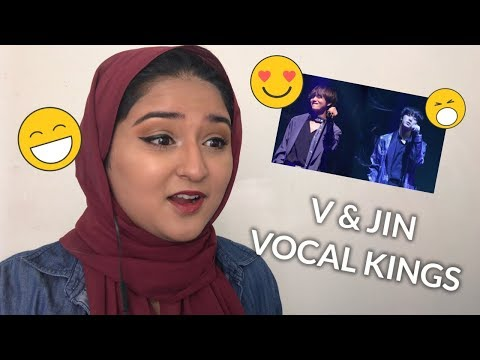 First Reaction to BTS Bangtan Bomb Prom Party V/Jin