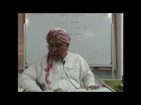 Download Kelas tafsir  di Madrasah Tafsir Sunnah (MTS 13-09-2019)