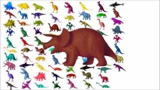 Counting to 100 with Dinosaurs - The Kids' Picture Show (Fun & Educational Learning Video)