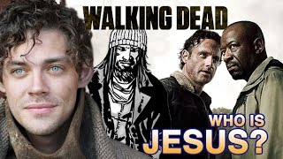 The Walking Dead: Tom Payne Cast As Jesus