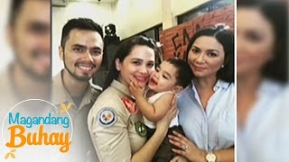 Magandang Buhay: Dina's bonding moments with her children